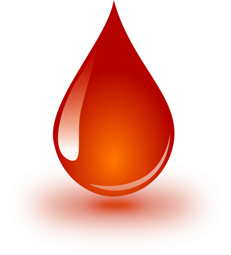 blood, donation, drop